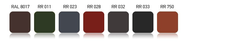 ral colors PM35